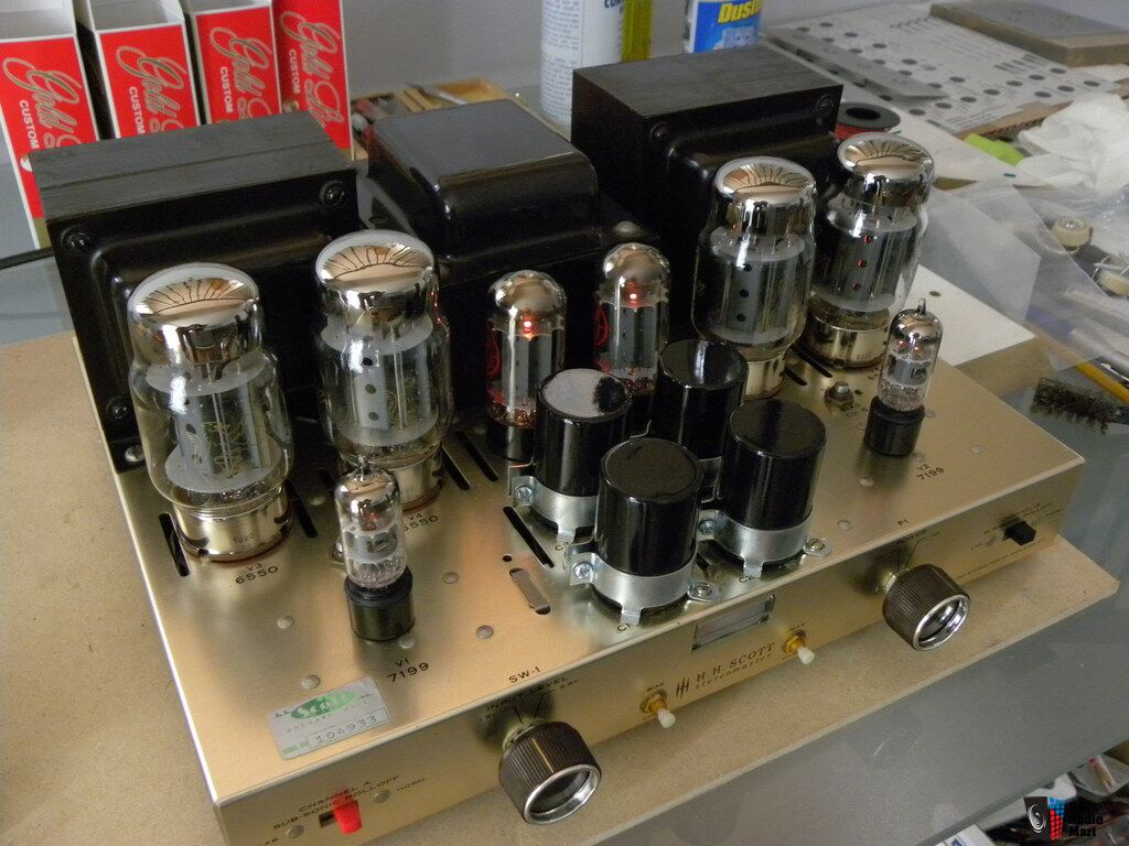 USA. VINTAGE (50,s-80,s) 756887-hh_scott_lk150_tube_amp_totally_restored_excellent_condition