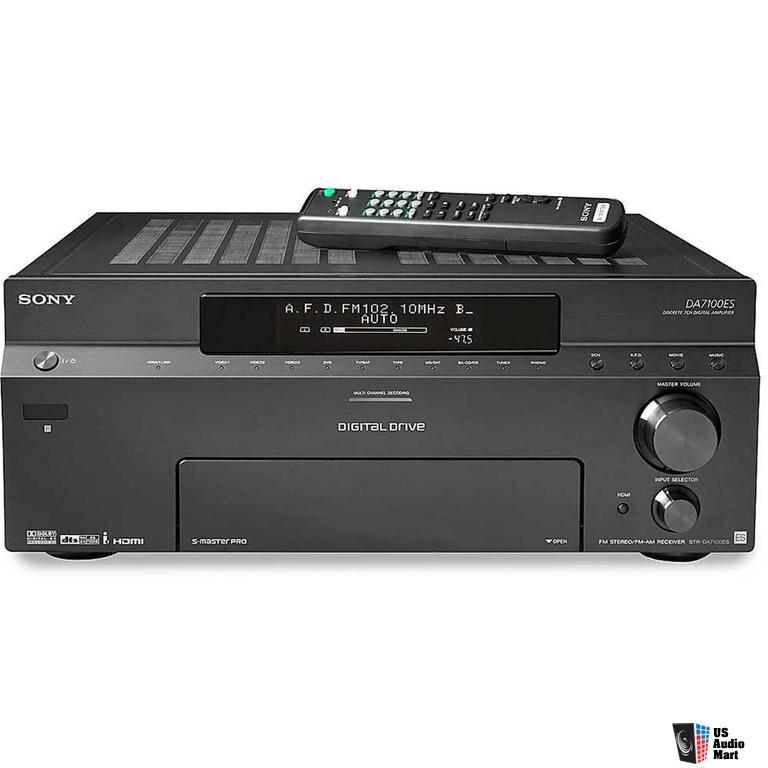 Sony STR-DA7100ES For Sale Photo #778486