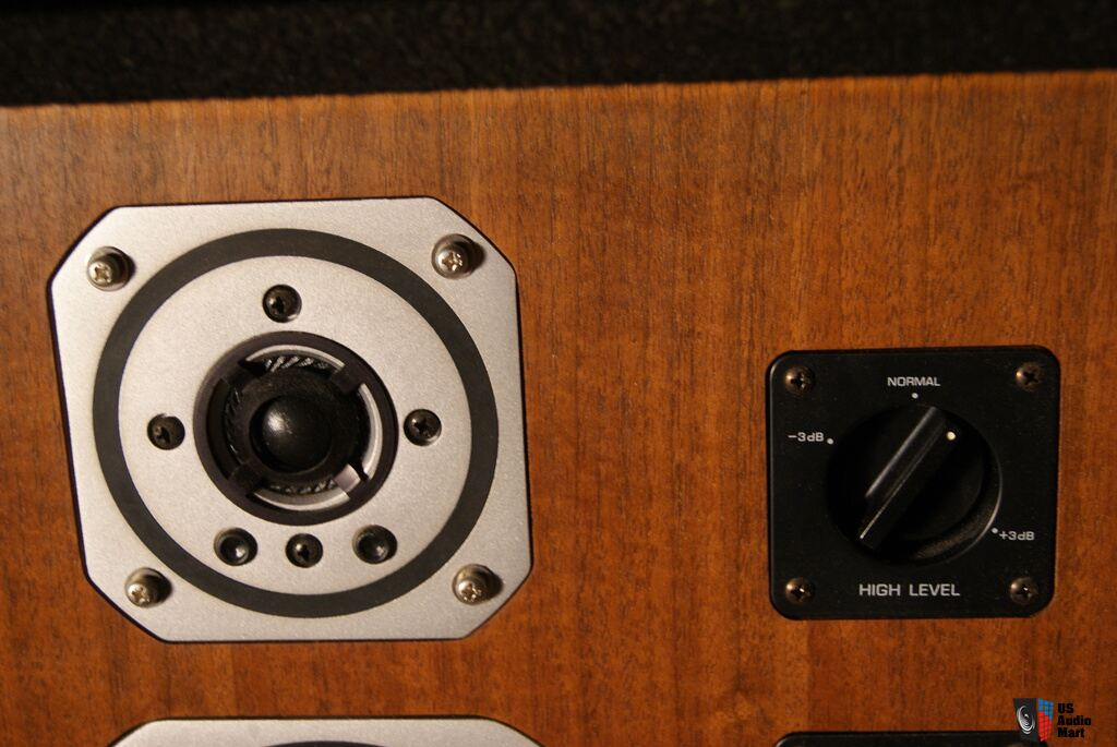 Vintage Yamaha Ns-690 Tri amp studio monitor speakers, NS-1000 brother ...