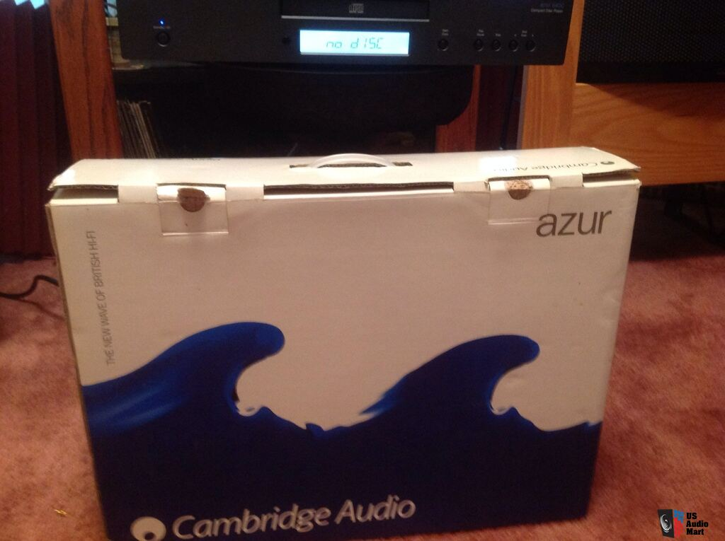 Cambridge Audio Azur 640C V2
