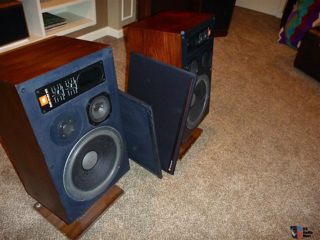jbl 4412. jbl 4412 studio monitors *recapped*refoamed*reduced jbl