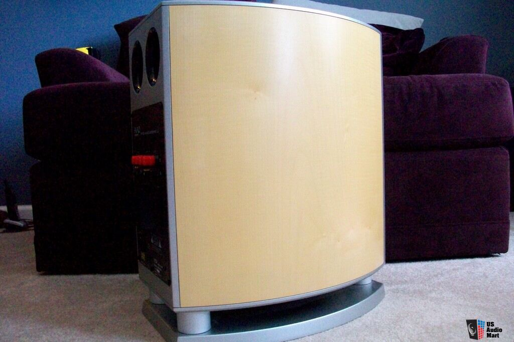 FS: AAD S160 subwoofer, musical, deep bass, exc condition