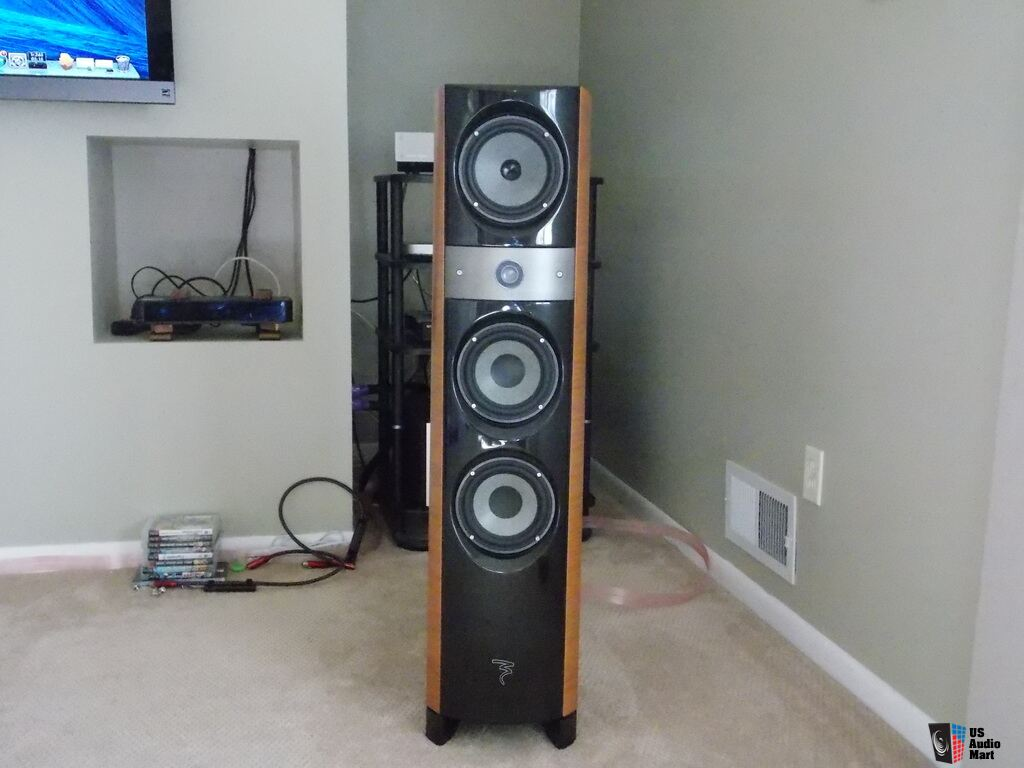 Focal 1027BE speakers - beryllium tweeter & fantastic sound