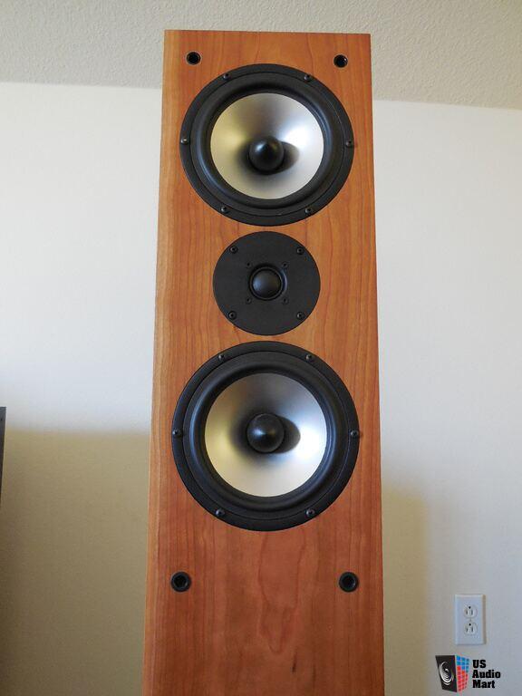 Joseph Audio Rm25xl Speaker Cherry Finish Single