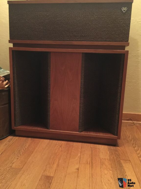 Vintage Belle Klipsch Floorstanding Speakers Photo 851749
