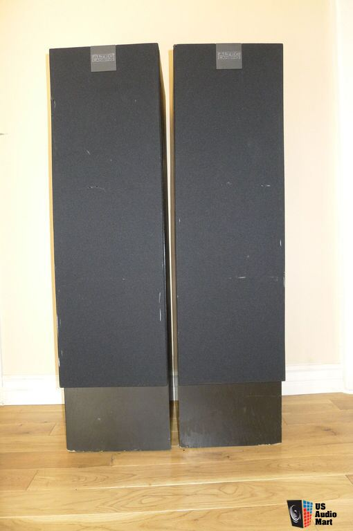 Altec Lansing 508 Early 90 S Monster Floor Tower Speakers