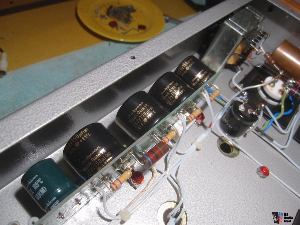 Pair DIY HiFi Supply Lady Day 300B Tube Amps - deluxe