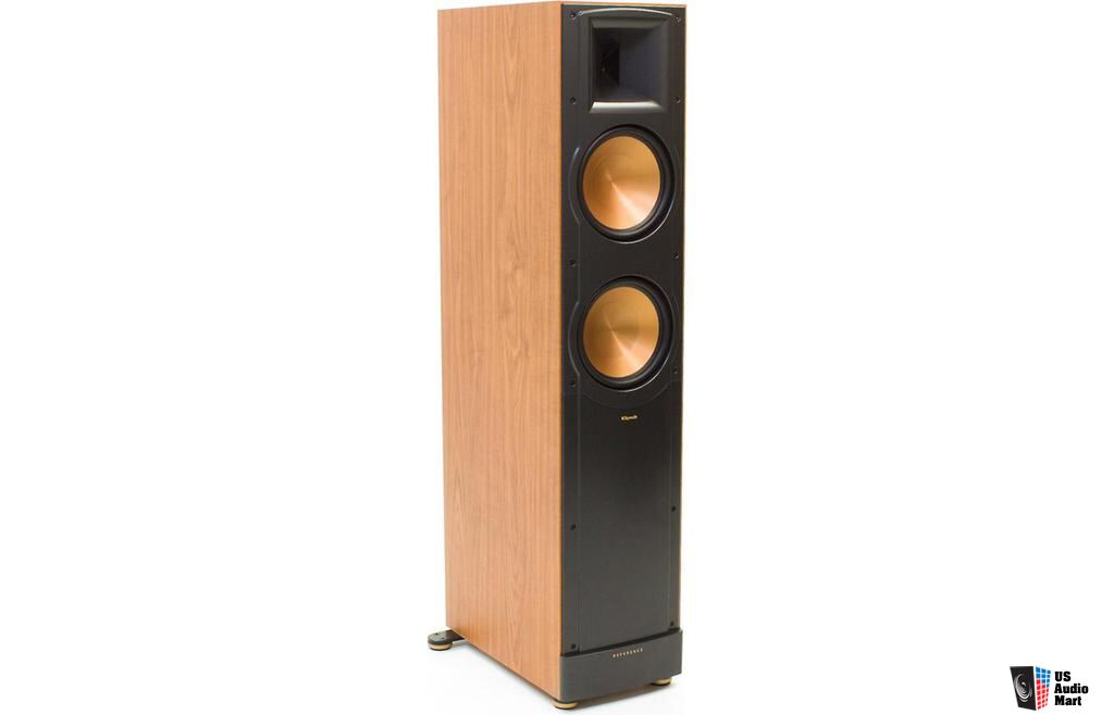 klipsch reference rf 82 ii pair floor standing speaker. Black Bedroom Furniture Sets. Home Design Ideas