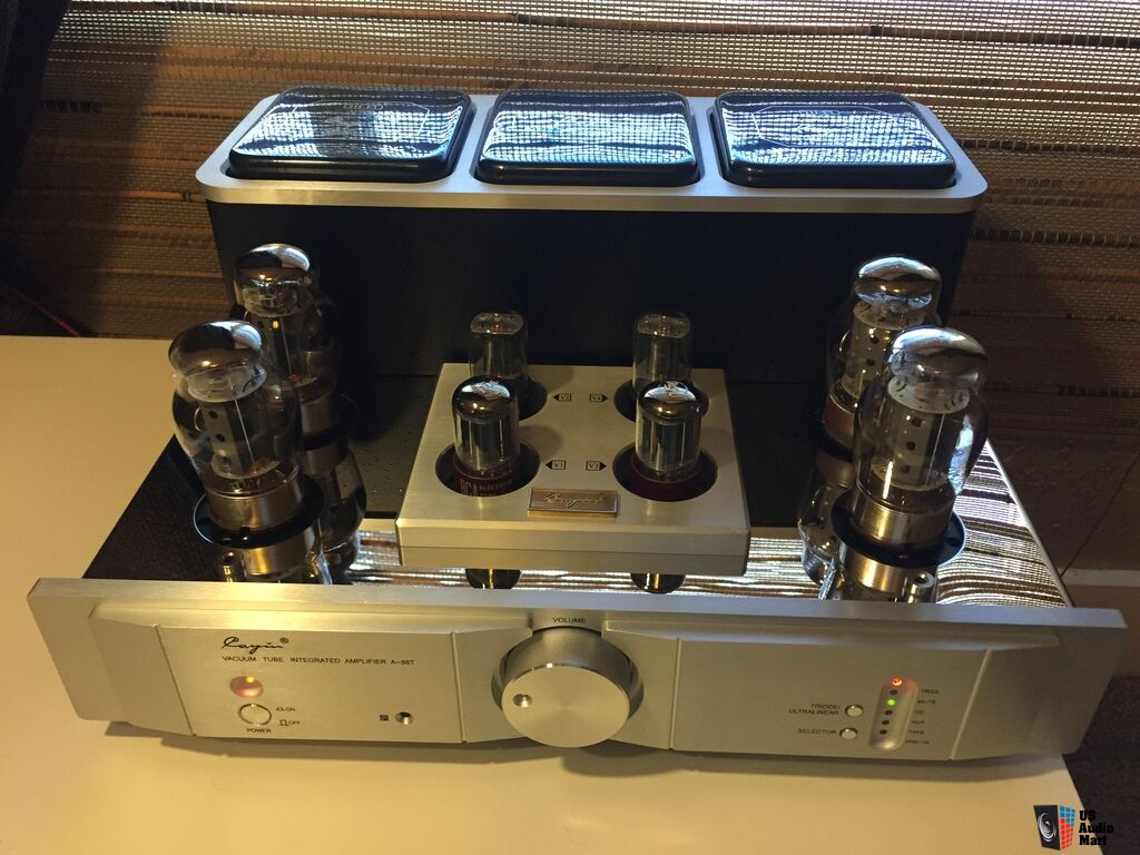 Cayin A-88T Tube Integrated Amplifier Photo #918753
