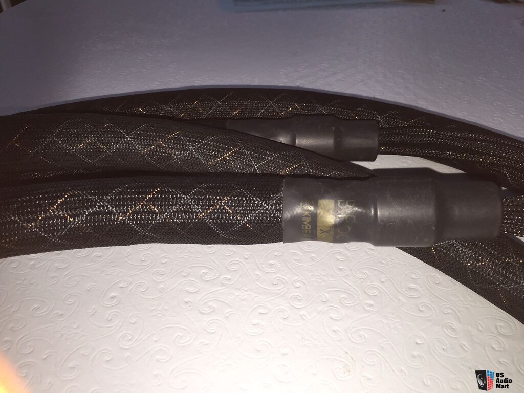 Kimber Kable 10 Foot Pair of BiFocal X Bi-Wire Speaker Cables with ...