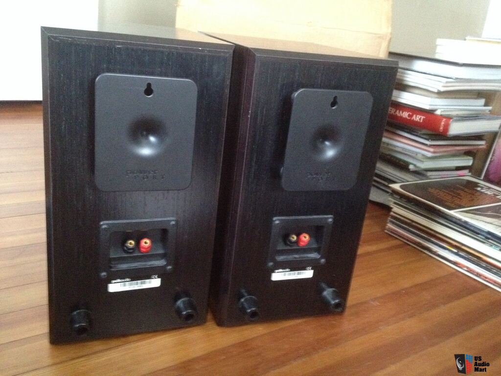 Polk Audio Rti38 Bookshelf Speakers Photo  936942