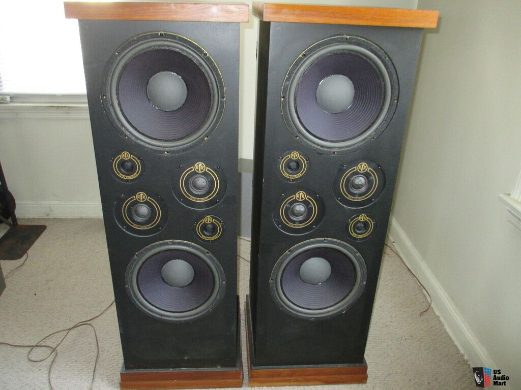 vintage loudspeakers history of