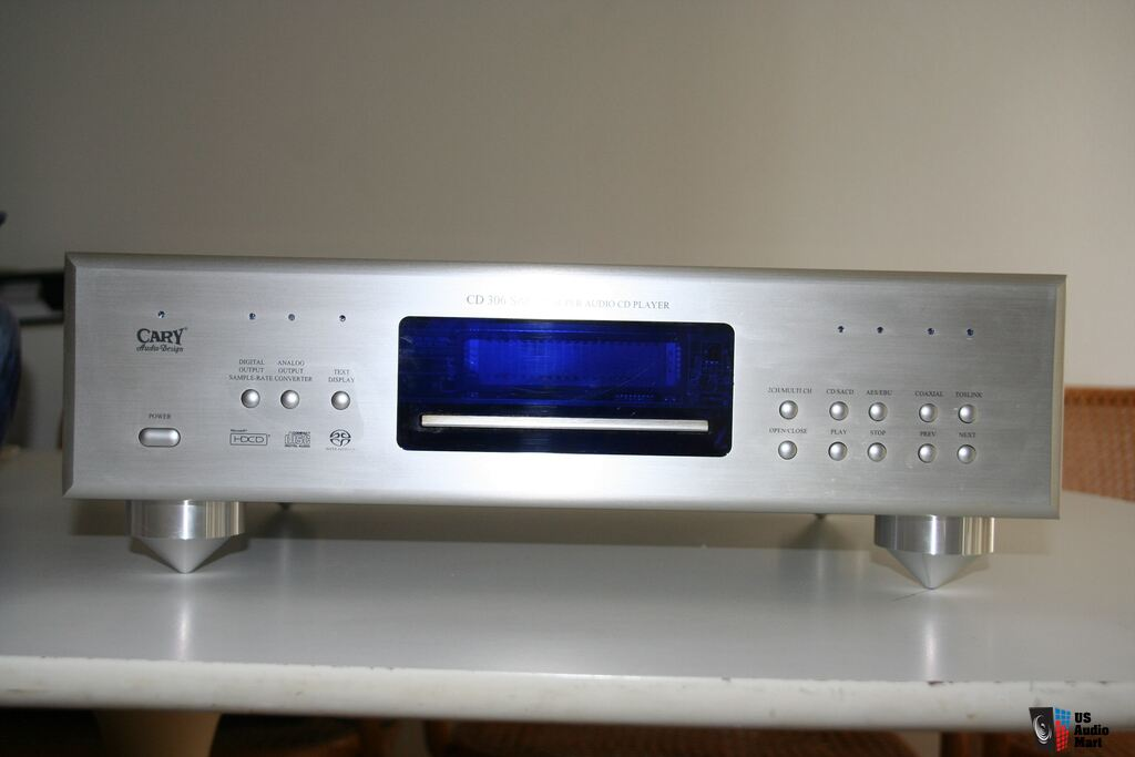 Cary Cd 306 Professional Sacd Cd Player Photo 956404 Us