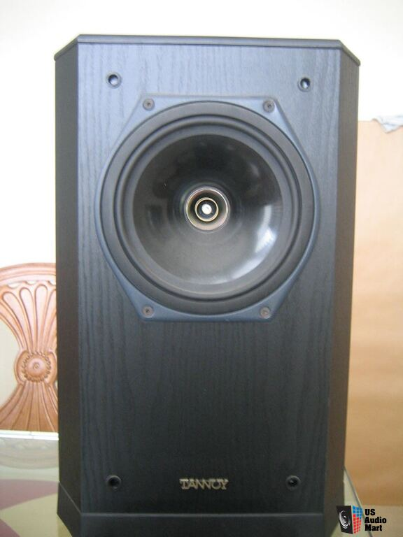 Tannoy 609 Monitor 8 Quot Dual Concentric Speakers Tweeter
