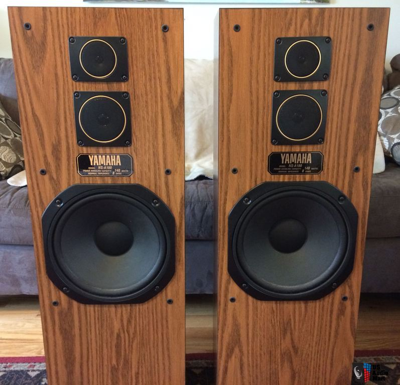 yamaha ns-a180 floorstanding speakers photo #978397 - canuck audio